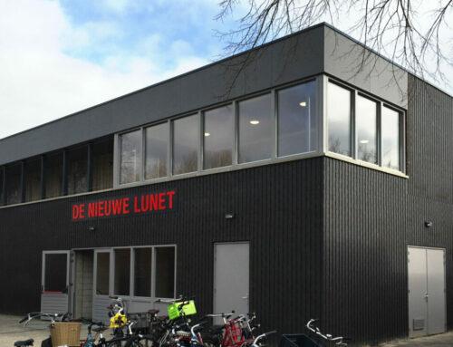 Kleedkamergebouw De Nieuwe Lunet Utrecht